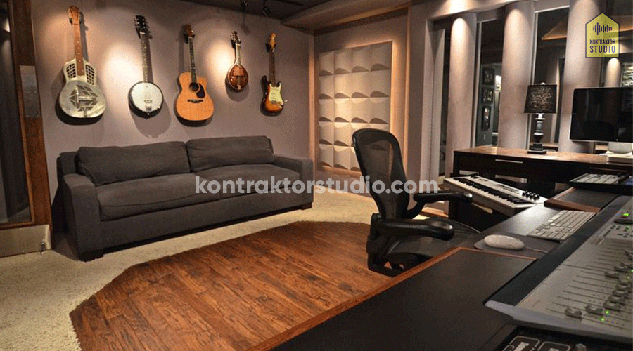 Jasa-Pemasangan-Peredam-Suara-Studio-Musik