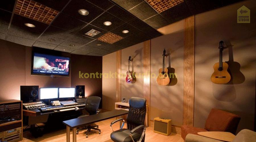Spesialis Pembuatan Studio Musik