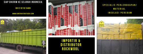 importir rockwool indonesia