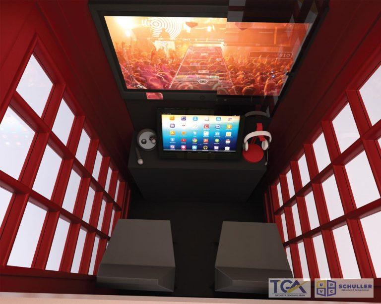 kontraktor box karaoke mini