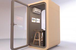 pembuatan phone booth